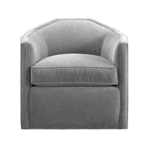 Most Popular Speakeasy Swivel Chair Mrshoward With Regard To Swivel Tobacco Leather Chairs (View 9 of 20)
