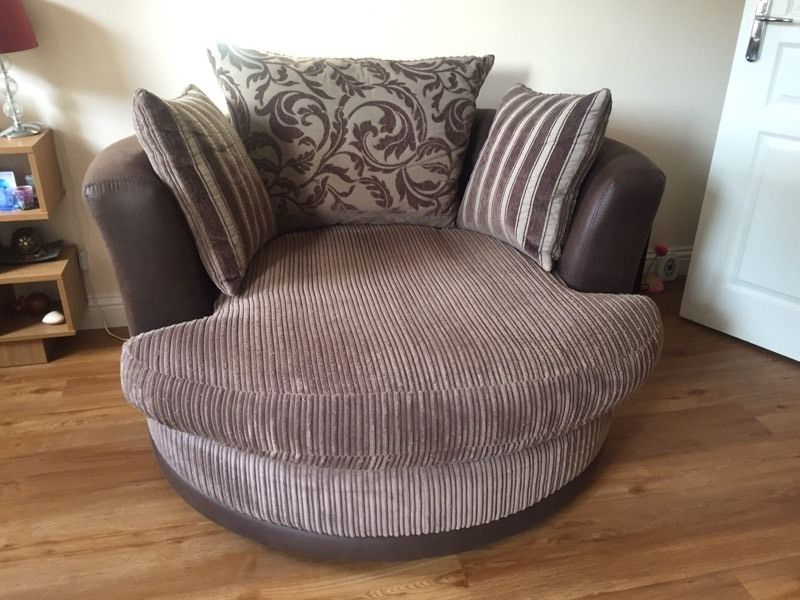 Most Recent 3 Seater Sofa, Cuddle Chair And Footstool (View 14 of 20)