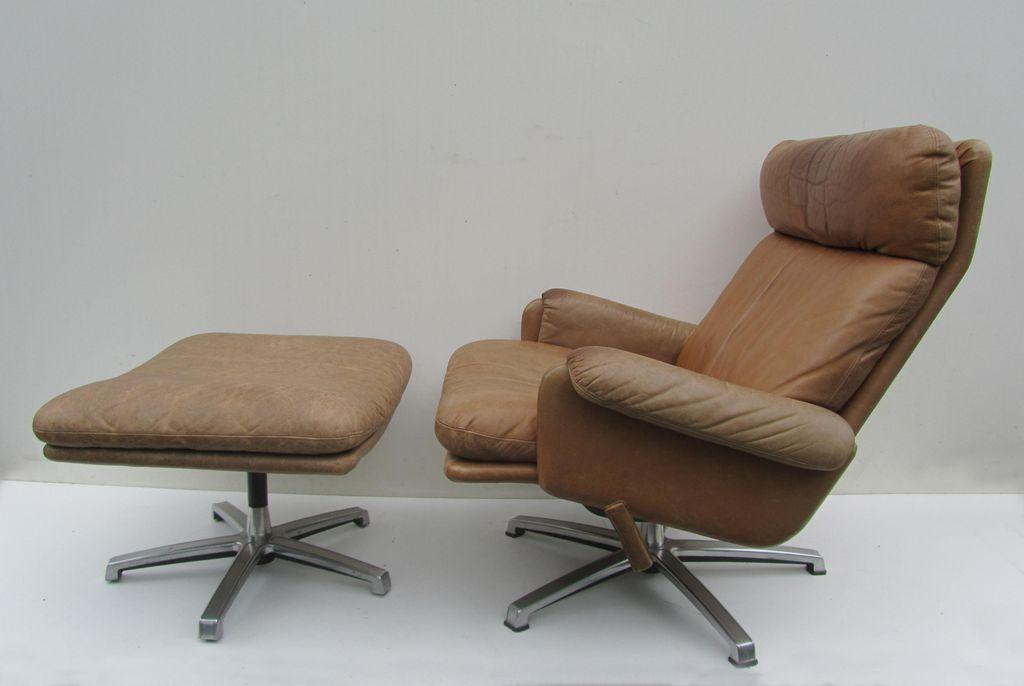 Most Recent Kawai Leather Swivel Chairs Pertaining To Greg Leather Swivel Chair Mecox Gardens – Brightonandhove (View 9 of 20)