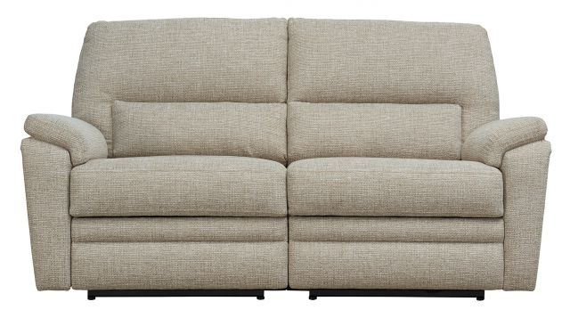 Most Recent Parker Sofa Chairs Pertaining To Parker Knoll Parker Knoll Hampton – 2 Seater Sofa Double Manual (View 7 of 20)