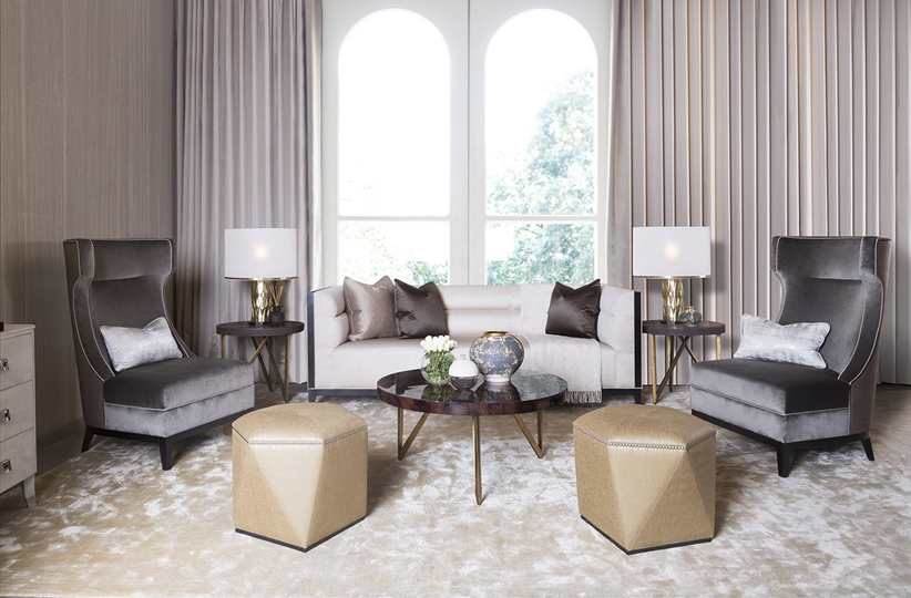 Most Recent Parker Sofa Chairs Regarding Parker – Occasional Chairs – The Sofa & Chair Company (View 8 of 20)