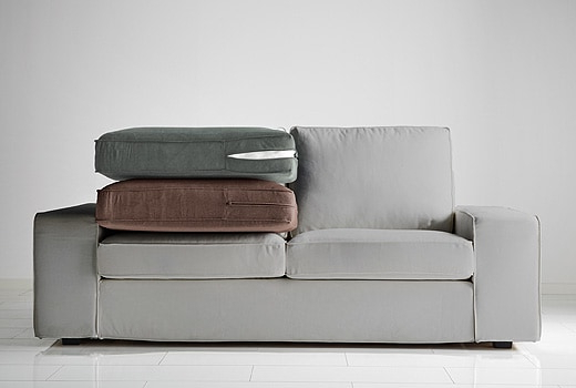 Most Recent Slipcovers For Chairs And Sofas With Sofa Covers – Ikea (View 12 of 20)
