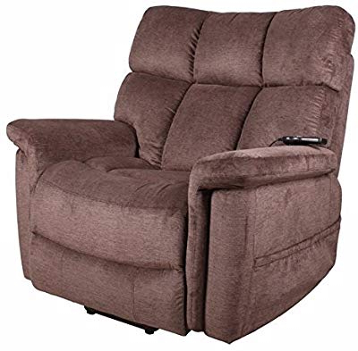 Most Recently Released Amazon: Ashley Furniture Signature Design – Barling Luxury Faux With Regard To Gannon Truffle Power Swivel Recliners (View 11 of 20)