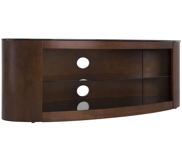 Most Recently Released Avf Tv Stands In Buy Avf Buckingham 1100 Mm Tv Stand – Walnut (View 18 of 20)