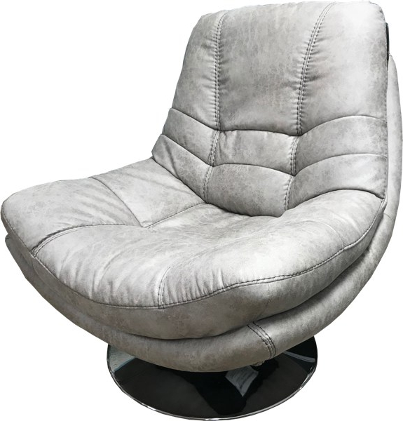 Most Recently Released Axis Swivel Chair Light Grey – Aidan Clarke & Co Ltd Regarding Aidan Ii Swivel Accent Chairs (View 12 of 20)