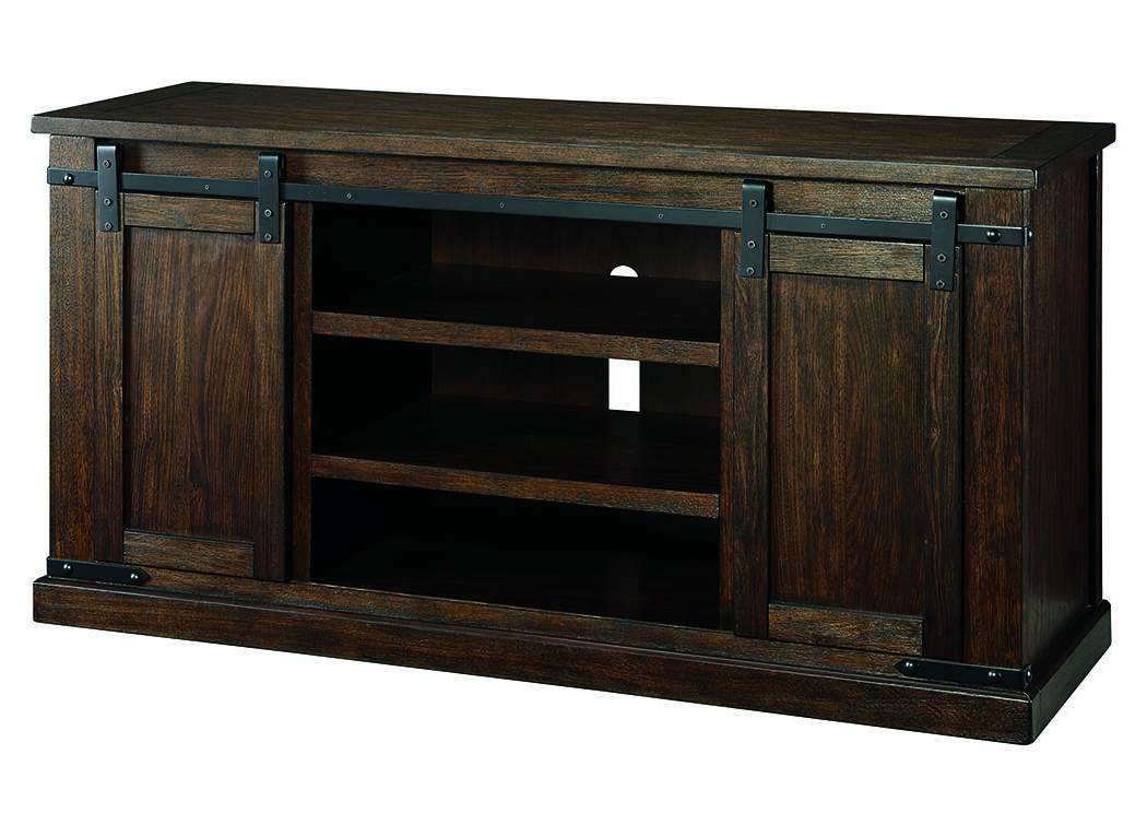 Most Recently Released Bedford Tv Stands Within Regal House Furniture Outlet – New Bedford, Ma Budmore Rustic Brown (View 12 of 20)