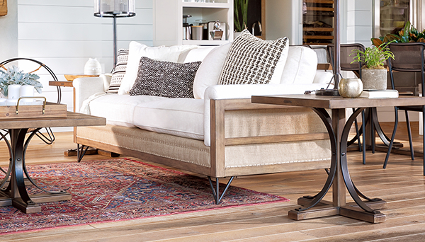 Most Recently Released Magnolia Home Paradigm Sofa Chairs By Joanna Gaines Regarding Get The Look: Magnolia Homejoanna Gaines – Living Spaces Email (View 8 of 20)