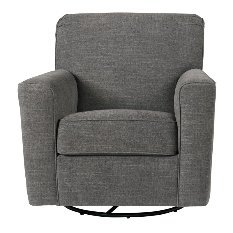 Most Up To Date Ashley Accent Chairs Alcona 9831042 (Swivel Glider) From Aspen Within Aspen Swivel Chairs (View 13 of 20)