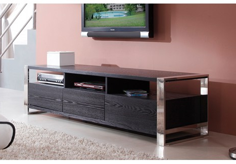 "Most Up To Date B Modern Tv Stands With B Modern Stylist 63"" Black Ash Tv Stand – Bm 110 Blk (View 17 of 20)"