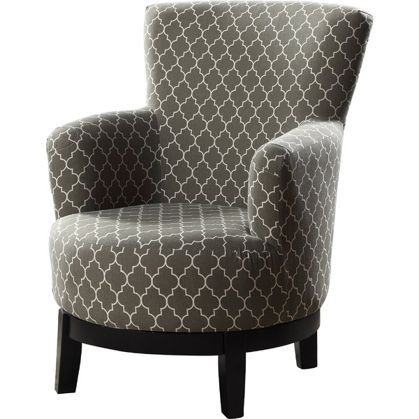 Most Up To Date London Swivel Accent Chair (View 13 of 20)