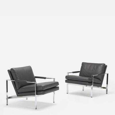 Most Up To Date Milo Baughman – Milo Baughman Lounge Chairs, Pair Inside Milo Sofa Chairs (View 20 of 20)