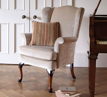 Most Up To Date Parker Sofa Chairs Inside Parker Knoll Hartley Wing Chair – All Sofa & Chair Collections – Old (View 2 of 20)