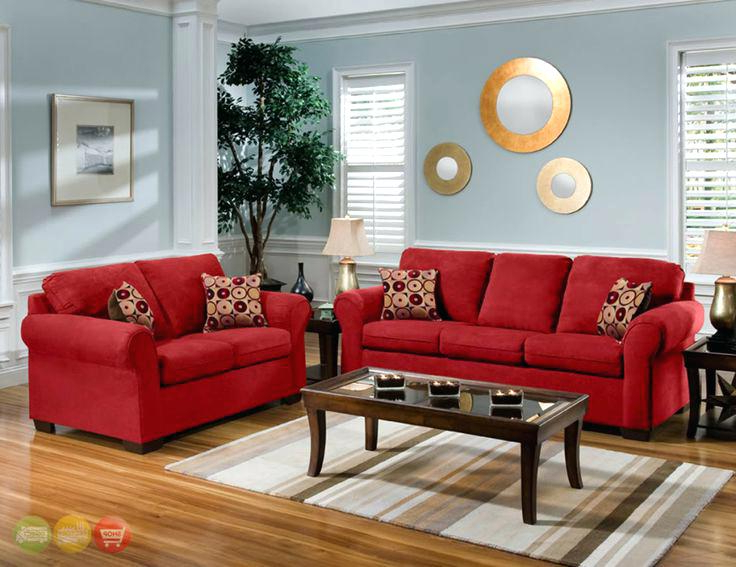 Most Up To Date Red Sofas And Chairs Leather Couches And Blood Red Sofas Red Sofas Pertaining To Red Sofas And Chairs (View 12 of 20)