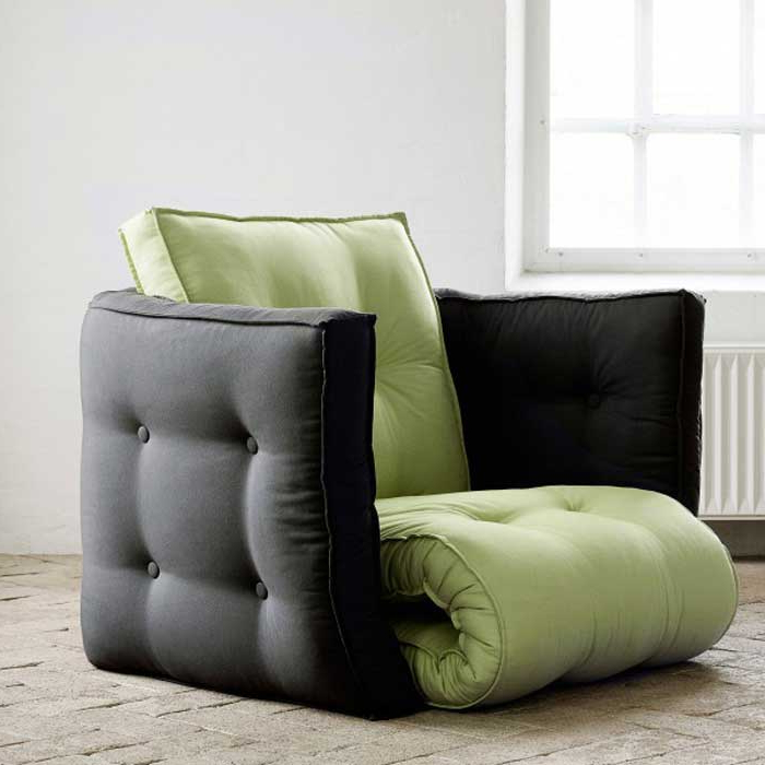 Most Up To Date Sofa Beds Chairs Intended For Sofa Bed Chairs For Small Spaces – Decorating Ideas (View 15 of 20)