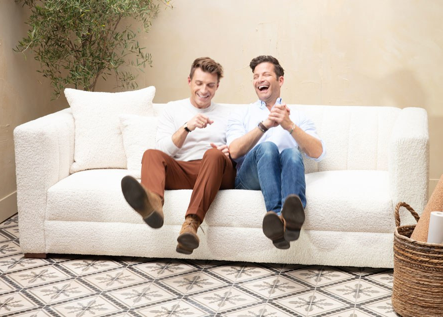 Nate Berkus And Jeremiah Brent Just Launched New Sofas—And They're For Most Recently Released Gwen Sofa Chairs By Nate Berkus And Jeremiah Brent (Gallery 5 of 20)