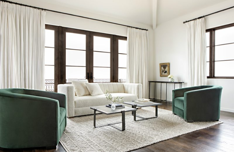 Nate Berkus & Jeremiah Brent Launch Outstanding Home Furniture Line With Newest Matteo Arm Sofa Chairs By Nate Berkus And Jeremiah Brent (View 13 of 20)