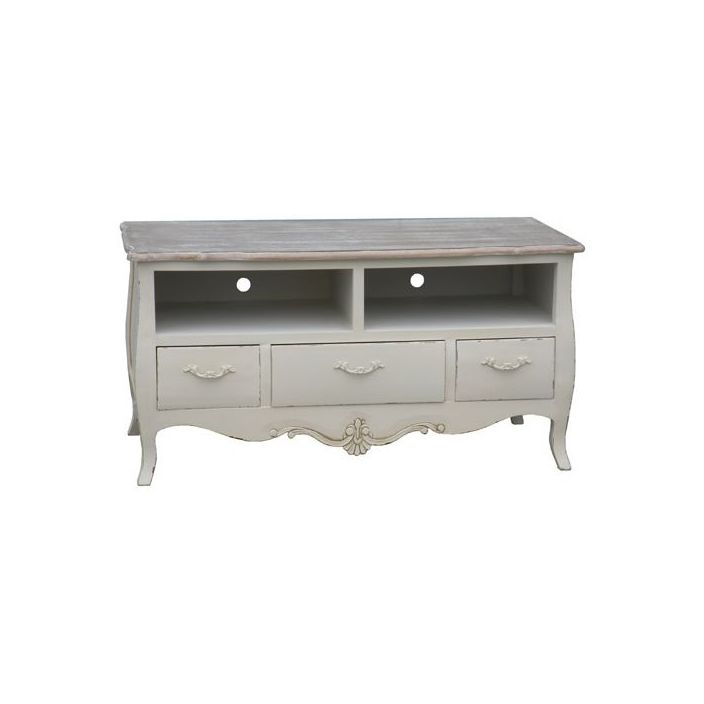 Newest Loire Antique French Tv Stand (Gallery 10 of 20)