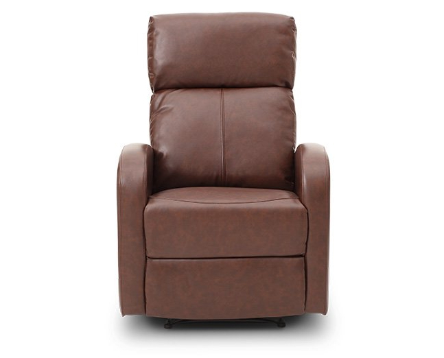Newest Mansfield Cocoa Leather Sofa Chairs With Regard To Living Room Furniture, Sofas & Sectionals (View 16 of 20)