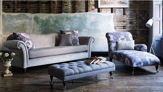 Newest Parker Knoll Etienne – Fabric Suites – Sofas/chairs Tr Hayes Throughout Parker Sofa Chairs (View 9 of 20)