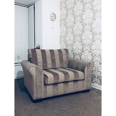 Next 3 Seater Sofa And Large Cuddle Chair – £ (View 15 of 20)