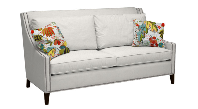 Norwalk Furniture Pertaining To Most Recently Released Callie Sofa Chairs (Gallery 7 of 20)