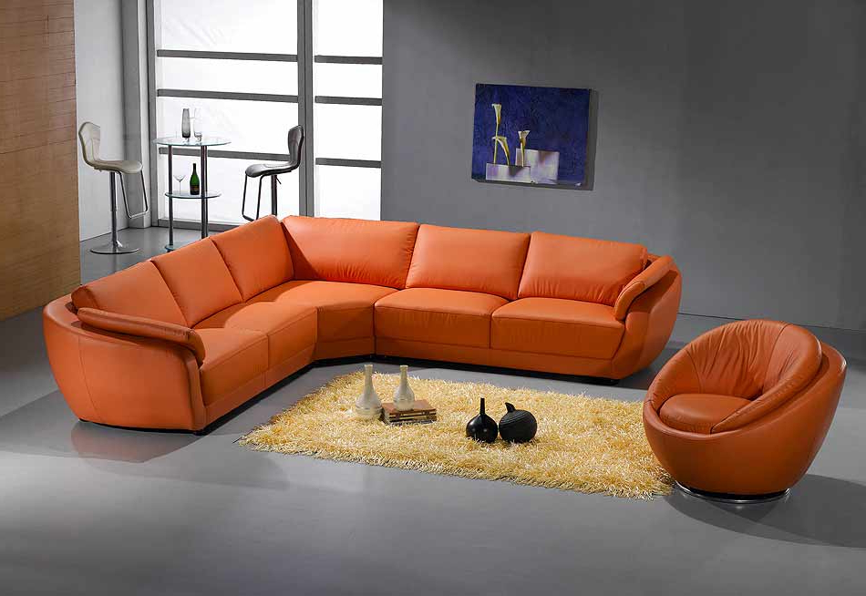 Orange Sofa Chairs Intended For Preferred Sofa Orange. Gallery Of Air Sofa Chairorange With Sofa Orange (View 11 of 20)