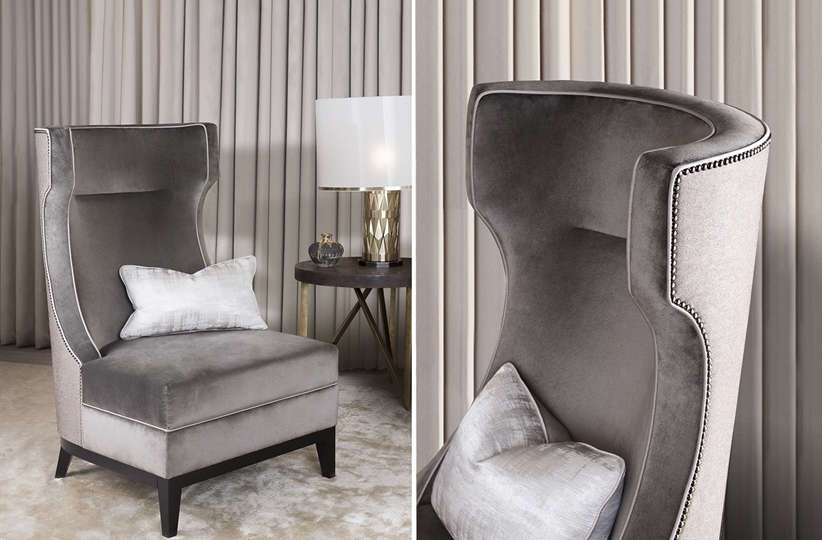Parker Sofa Chairs Within Popular Parker – Occasional Chairs – The Sofa & Chair Company (View 6 of 20)