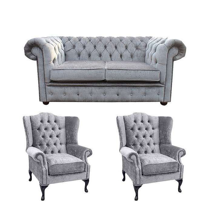 Patterson Ii Arm Sofa Chairs For Famous Rosdorf Park Patterson 2 Seater Sofa And Armchair Set (View 10 of 20)