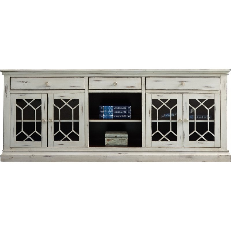 Popular 80 Inch Distressed White Tv Stand – Prisma (View 15 of 20)