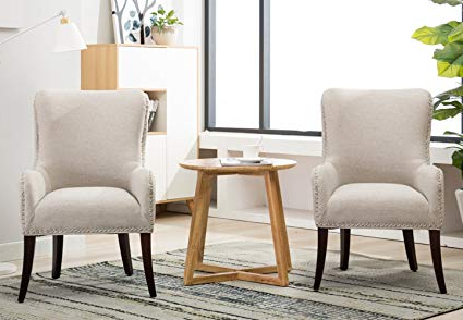 Popular Amazon: Accent Chair Modern Living Room Chairs Set Sofa Chairs Intended For Sofa And Chair Set (View 13 of 20)