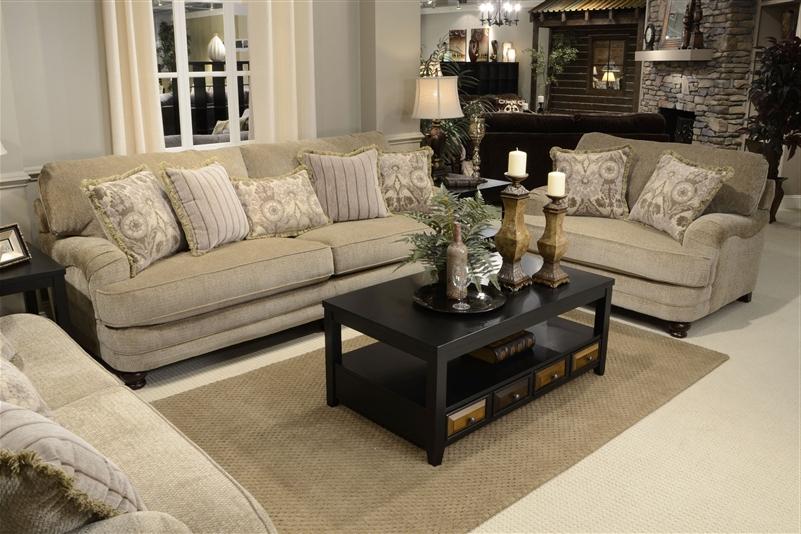 Popular Brennan Sofa Chairs Inside Brennan Oversized Chair In Camel Fabricjackson Furniture – 4438 01 C (View 14 of 20)