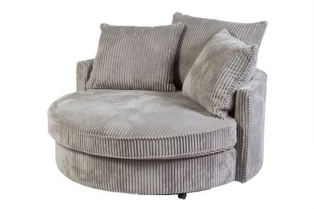 Porter Designs With Regard To Harbor Grey Swivel Accent Chairs (View 18 of 20)