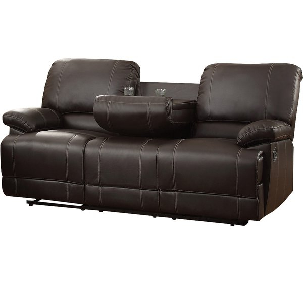 Preferred 3 Recliner Sofa (View 13 of 20)