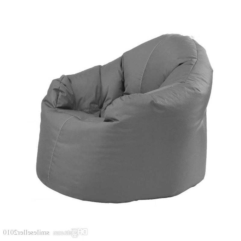 Preferred Bean Bag Sofa Chairs Pertaining To 2019 High Grade Furniture Modern Sofas Seat Comfortable Lounge Chair (View 15 of 20)
