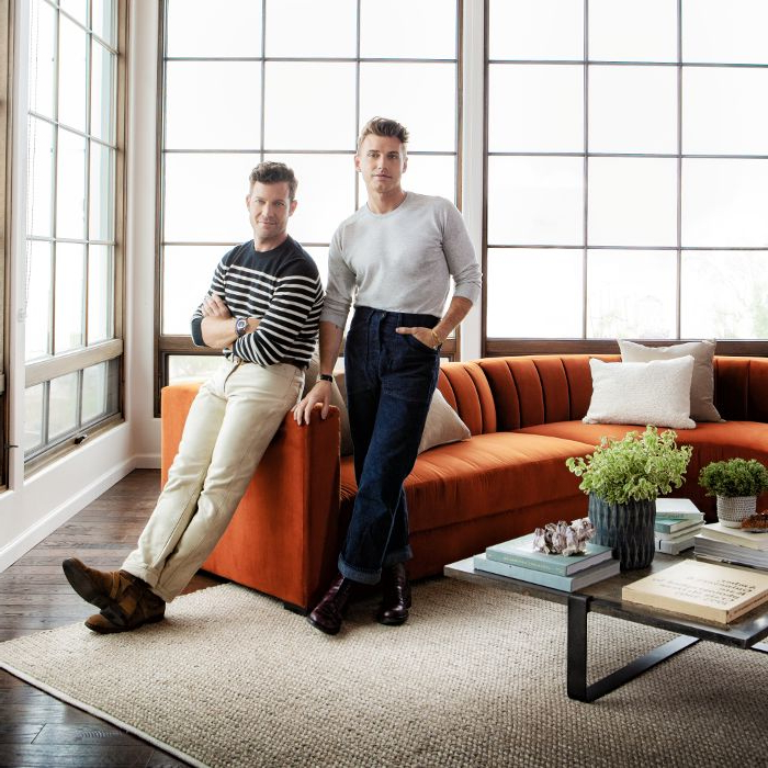 Preferred Liv Arm Sofa Chairs By Nate Berkus And Jeremiah Brent Within Nate Berkus And Jeremiah Brent's New Furniture Line Is Here (View 6 of 20)