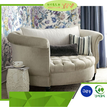 Preferred Round Sofa Chair Living Room Furniture Throughout Hot!!egg Shaped Round Double Sofa Chair Comfortable Sofa Chair For (View 10 of 20)