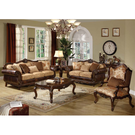 Featured Photo of Sofa Loveseat And Chairs