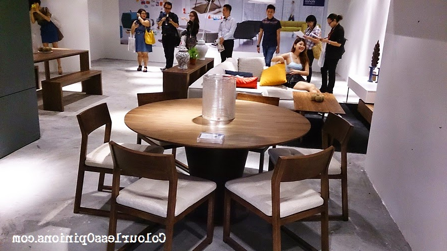 Preferred Stylish Furniture @ Stanzo Collection Mont Kiara Mall Kl Within Kiara Sofa Chairs (View 9 of 20)