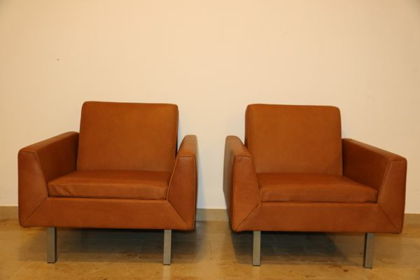 Preferred Theo Ii Swivel Chairs Intended For 410 Club Chairstheo Ruth For Artifort, 1956, Set Of 2 For Sale (View 5 of 20)