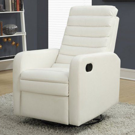 Products For Most Popular Dale Iii Polyurethane Swivel Glider Recliners (View 15 of 20)