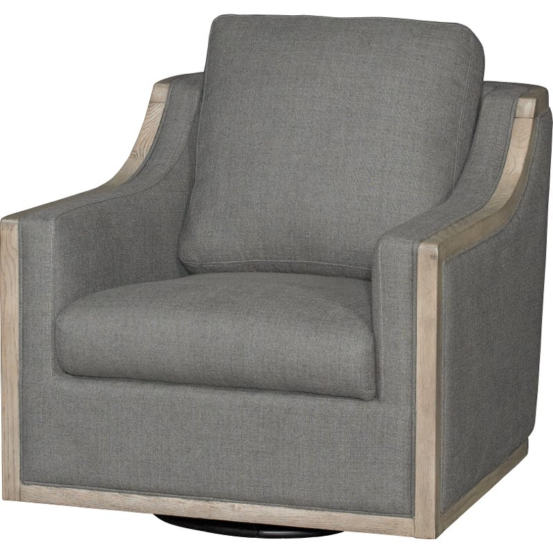 Rc Willey Intended For Charcoal Swivel Chairs (View 6 of 20)