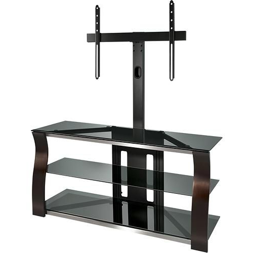 Recent Bell O Triple Play Tv Stands Within Bell'o – Triple Play Tv Stand For Most Flat Panel Tvs Up To 55 (Gallery 20 of 20)