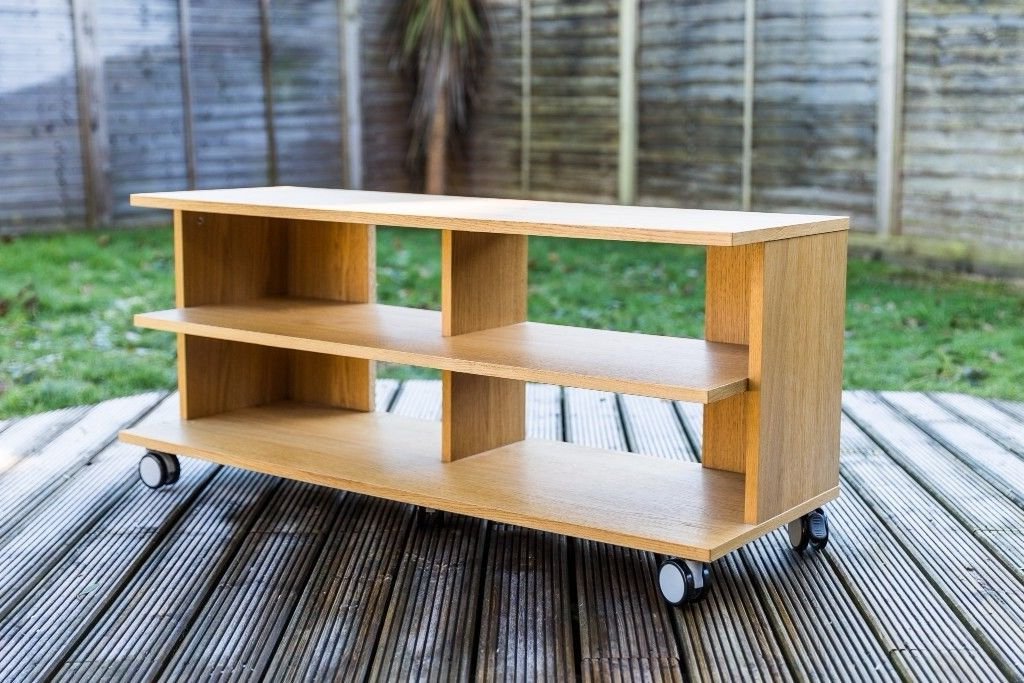 Recent Ikea Benno – Tv Stand / Unit / Cabinet Beech Wooden (View 16 of 20)