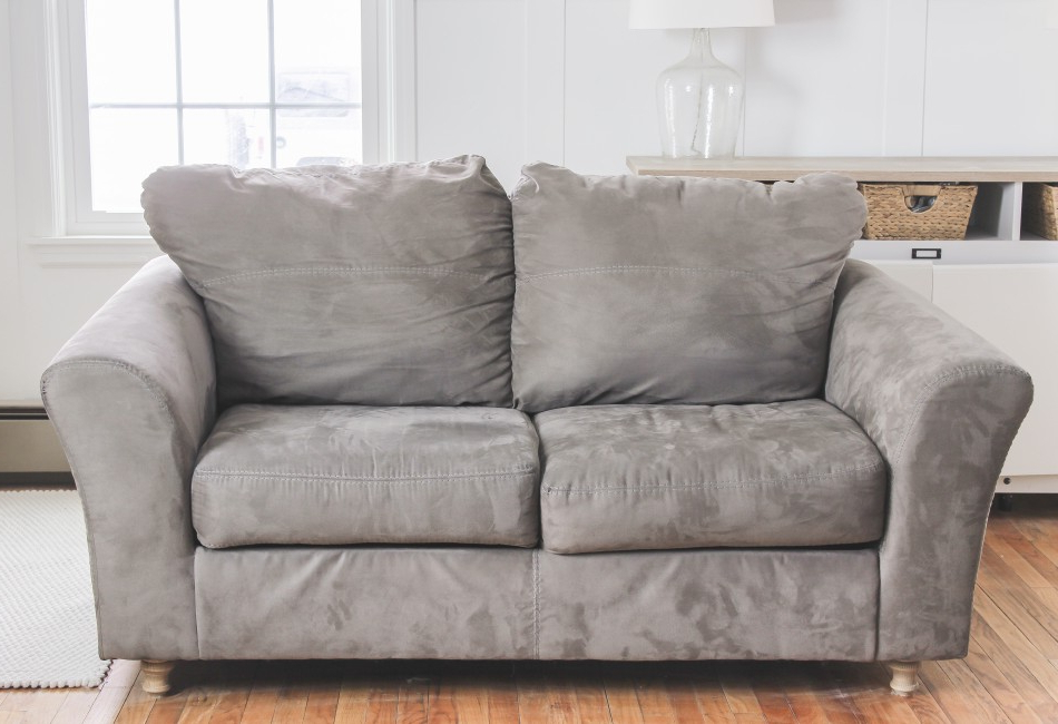 Recent Slipcovers For Sofas And Chairs With Regard To Slipcovers For Sofas With Attached Cushions – Can It Be Done? (View 10 of 20)
