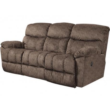 Recliner Sofa Chairs Regarding Most Recently Released Morrison La Z Time® Full Reclining Sofa – Carl Hatcher Furniture (View 16 of 20)