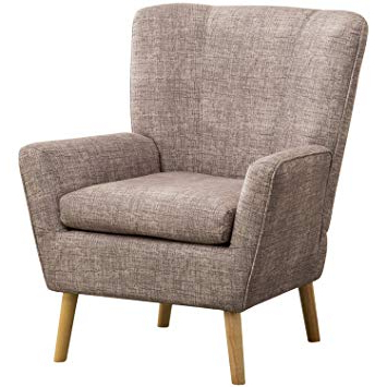 Revolve Swivel Accent Chairs With Regard To Well Liked Amazon: Bonzy Accent Chair Contemporary Clean Style Design (Gallery 15 of 20)
