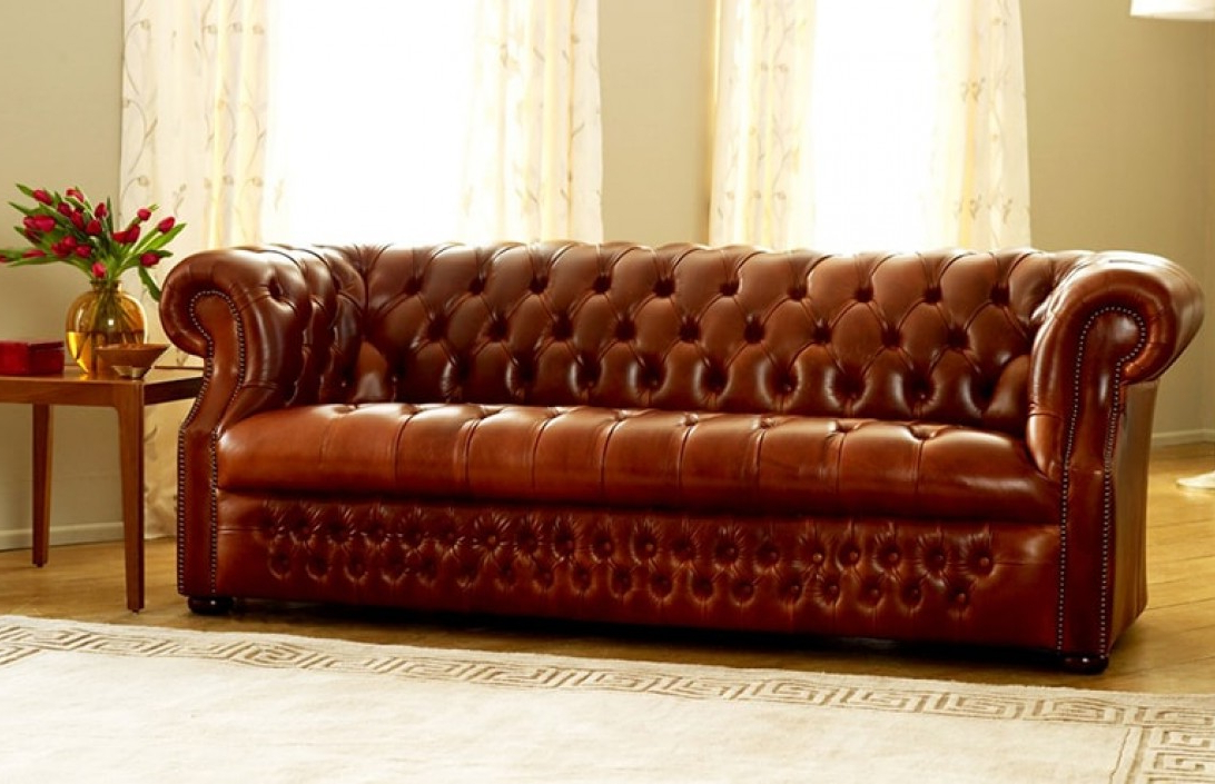 Richmount Deep Buttoned Sofa (Gallery 13 of 20)