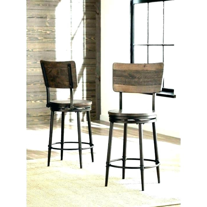 Road Counter Stools Bar Stool S Roads Leather Info Dark Brown Height With Favorite Grandin Leather Sofa Chairs (View 16 of 20)