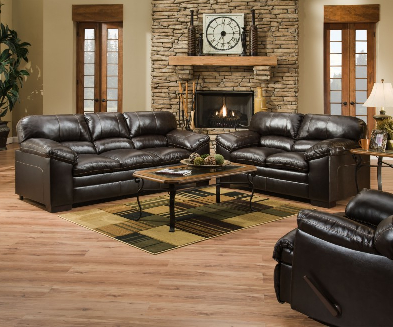 Rogan Leather Cafe Latte Swivel Glider Recliners In Most Popular Furniture: Surprising Simmons Recliners For Contemporary Living Room (View 16 of 20)