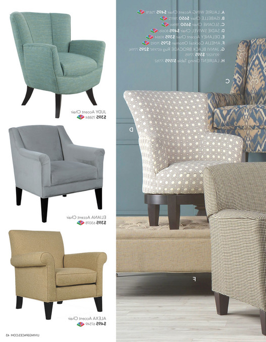 Sadie Ii Swivel Accent Chairs In Most Current Living Spaces – Product Catalog – August 2014 – Sadie Swivel Chair (View 5 of 20)
